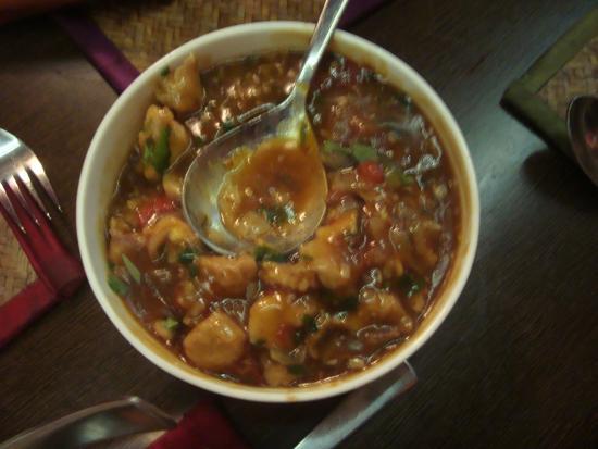 Flaming Wok: Chicken Manchurian