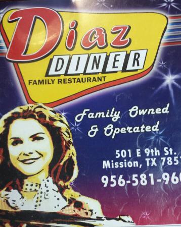 Diaz Diner Restaurant