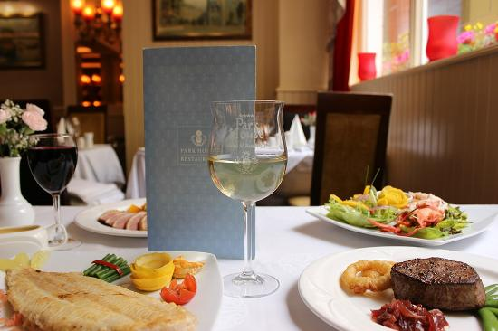 Park House Hotel Galway Restaurant Reviews