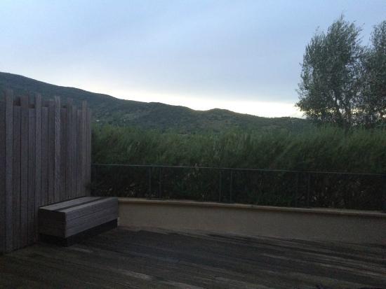Argentario Golf Resort & Spa: Balcony