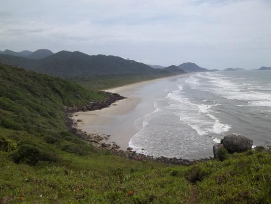 Ilha do Cardoso, SP: Praia da Laje