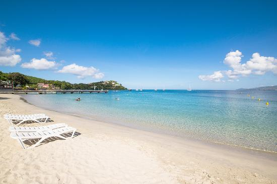 Plage anse mitan picture of hotel bambou trois ilets for Hotels 3 ilets