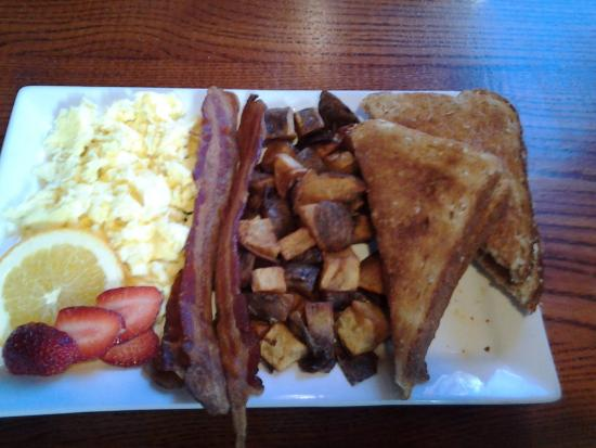 Zeke's Uptown Grill: Key West Plate