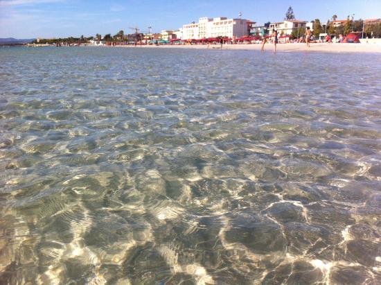 Il Mare Foto Van Lido San Giovanni Alghero Tripadvisor