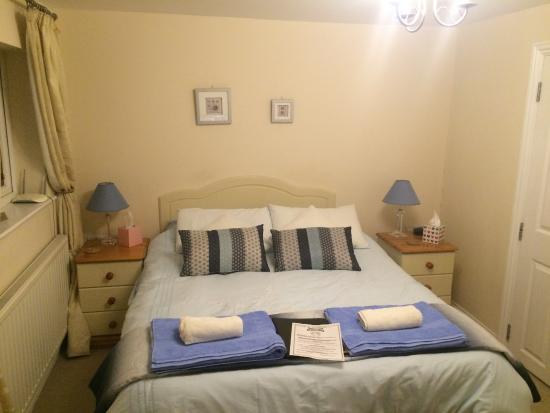 Landbeach, UK: Bedroom