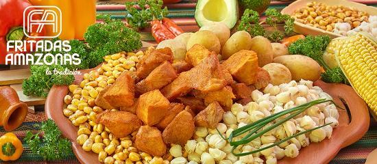 Atuntaqui, Ecuador: La tradición de comer rico y sano.