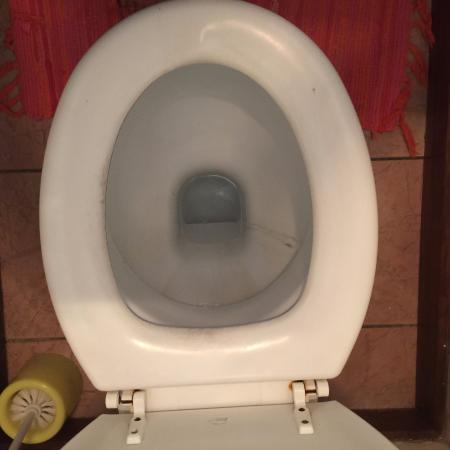 Hotel Fare Vaimoana: le toilette