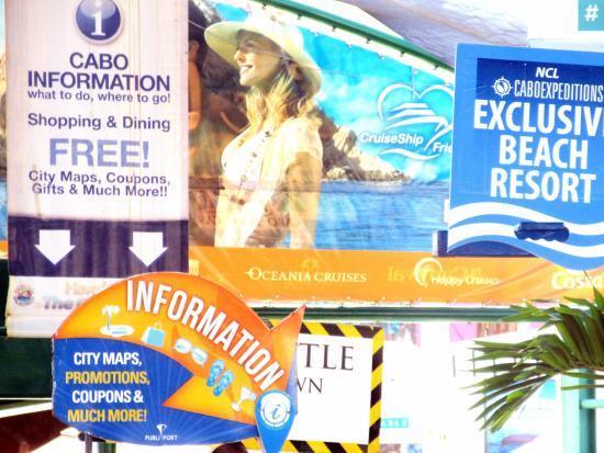 Cabo San Lucas Visitor Information Center Cabo San Lucas Mexico