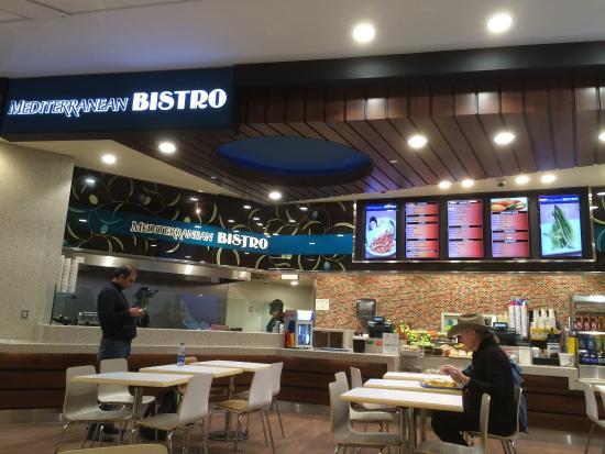 Food Restaurants In Newark Airport