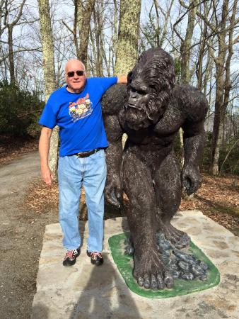 Norton, VA: My father and the Woodbooger