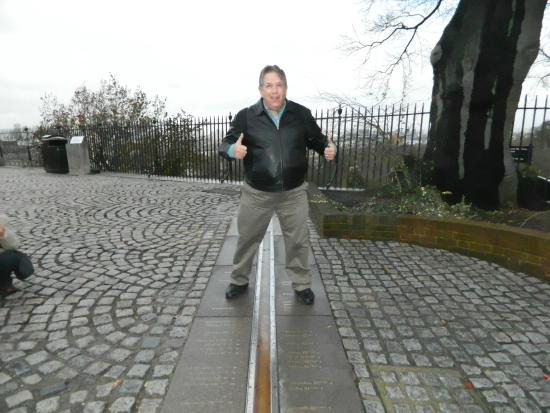 Royal Observatory Greenwich Meridian England