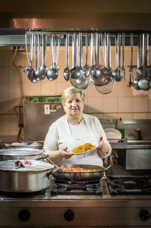 Ristorante trattoria anna maria in bologna con cucina - In cucina bologna ...