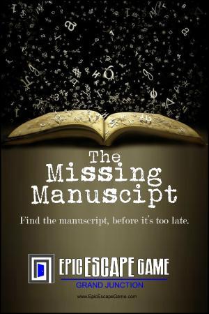Grand Junction, CO: The Missing Manuscript