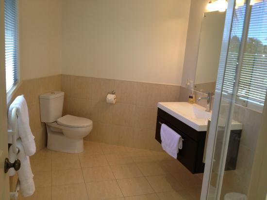 Accent House Boutique Bed & Breakfast: En-suite bathroom