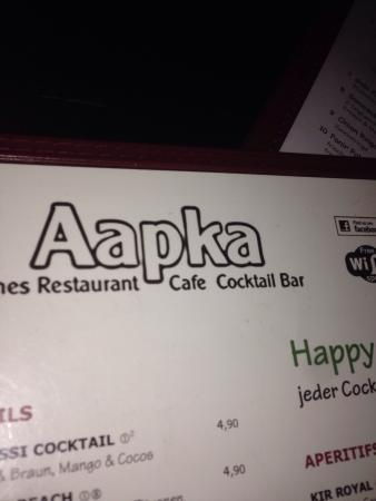 Aapka - Indian Restaurant and Lounge: photo0.jpg