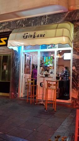 Gin Lane