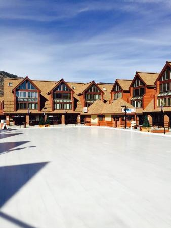Resort Center Ice Rink