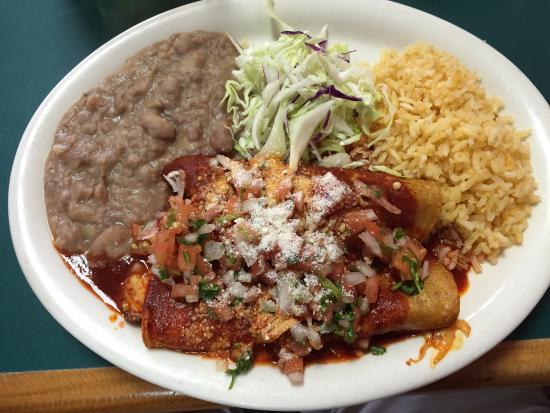 Vallarta Mexican Restaurant: entree