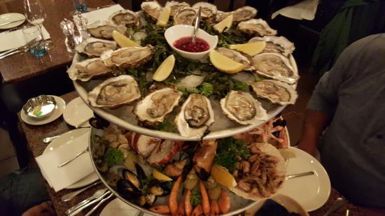 Lucius Seafood Restaurant Amsterdam