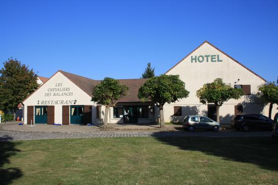 Hotel Les Chevaliers des Balances