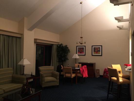 Radisson Hotel Branson Presidential Suite