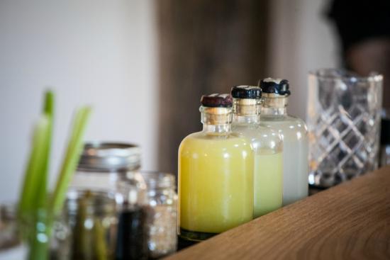 Gardiner, نيويورك: Fresh pressed juices