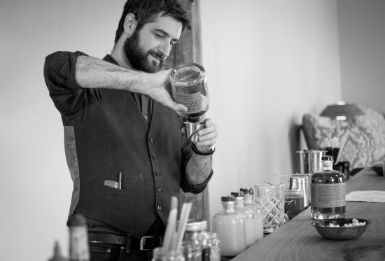 Gardiner, NY: Happy to make you a delicious cocktails or just pour some whiskey