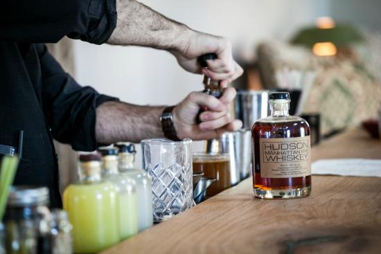 Gardiner, NY: craft cocktails from local spirits