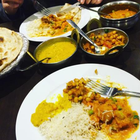 Picture of ganesha authentic indian cuisine for Authentic indian cuisine