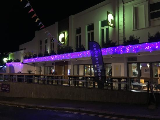Restaurants Near Newquay