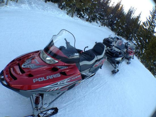 High Mountain Snowmobile Tours Tripadvisor