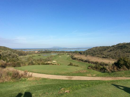Argentario Golf Club: Panoramica