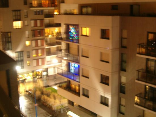 Residhome Appart Hotel Asnieres: The view