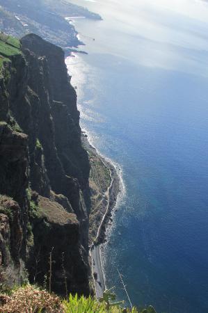 Cabo Girao: Vista