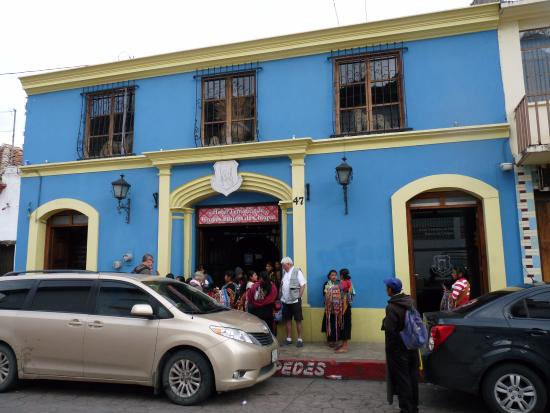 Hotel Mision Colonial: Façade de l'hôtel