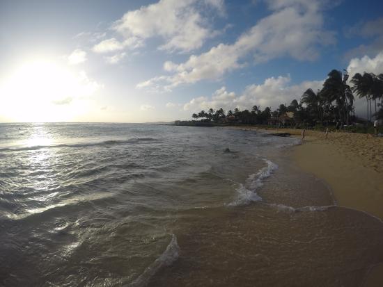poipu beach: