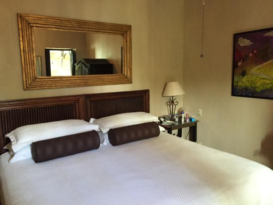 Casa Quetzal Hotel: double room