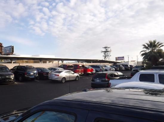 overcrowded illegal parking picture of best western mccarran inn rh tripadvisor com