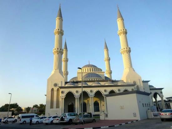 ‪The Al Farooq Omar Bin Al Khattab Mosque And Centre‬