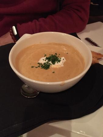 Mastro's Steakhouse: Lobster Soup