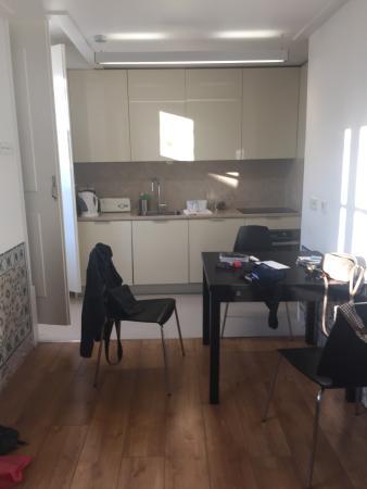 Lisbon Serviced Apartments - Baixa Chiado : Cuisine