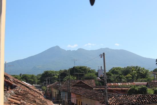 Hotel Terrasol : The volcano