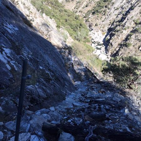 Berry Creek, CA: Trailhead
