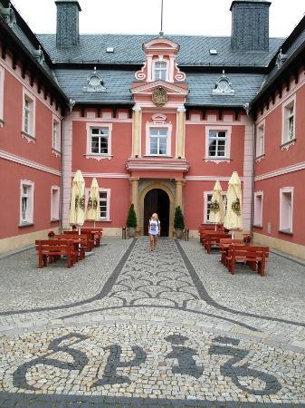 Milkow, Polen: Hotel Spiż