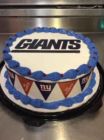 Waynesboro, PA: NFL Cake
