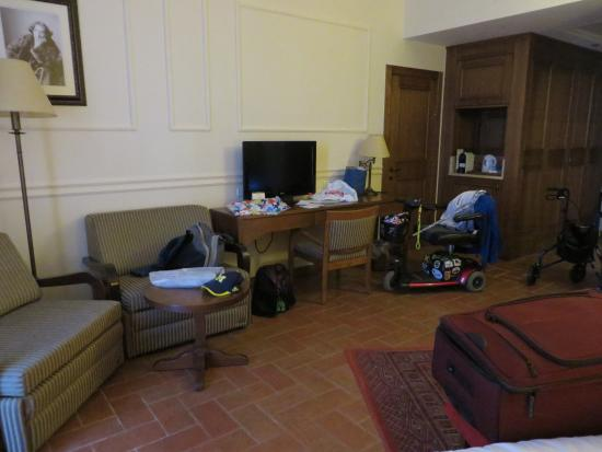 Kfar Blum, Israel: Accessible room