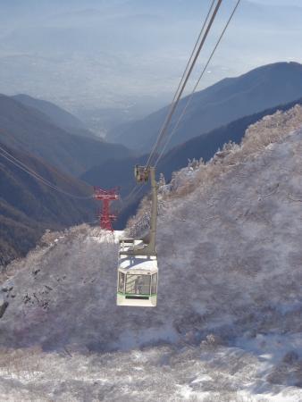 Komagatake Ropeway : 中央アルプス駒ヶ岳ロープウェイ