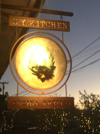 Santa Ynez, Kalifornien: SY Kitchen