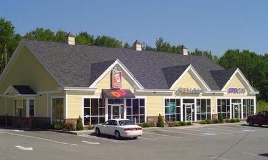 Thomaston, ME : Dunkin Donuts