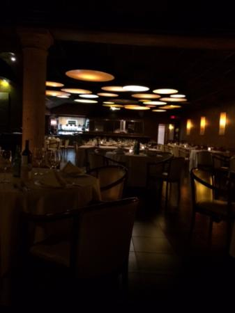 Palermo's Steakhouse: A little dark but intimate